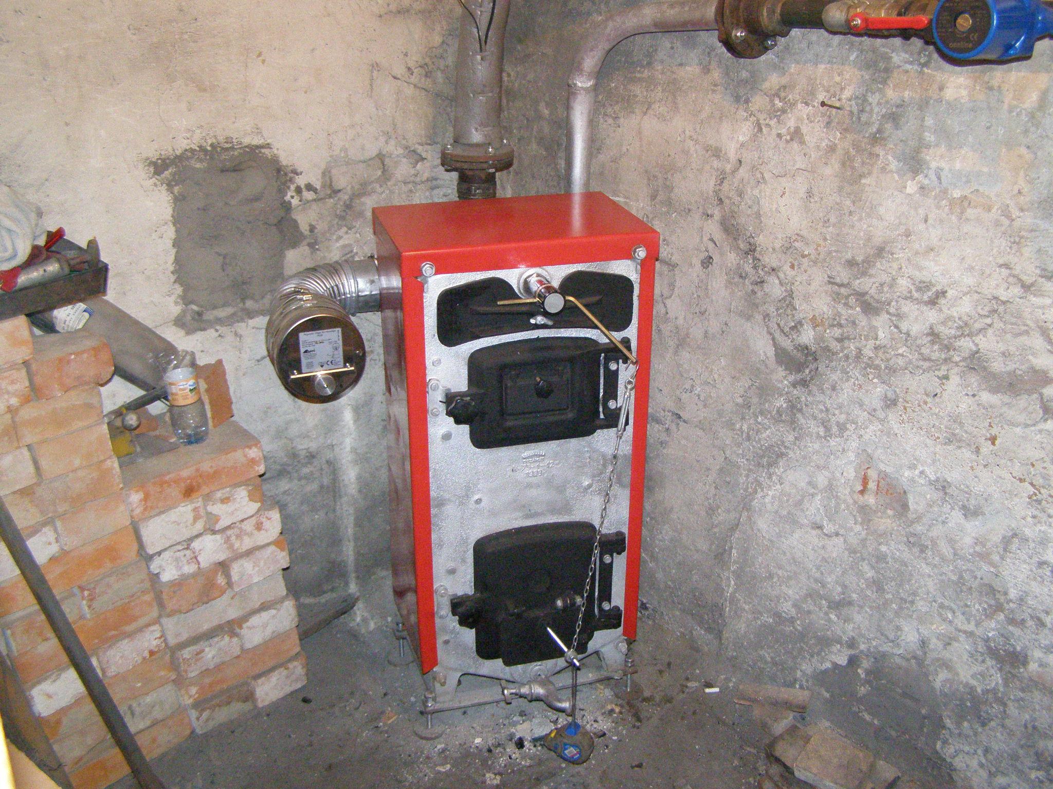 Ogromny Asfalt w kominie — Czyste Ogrzewanie BU68